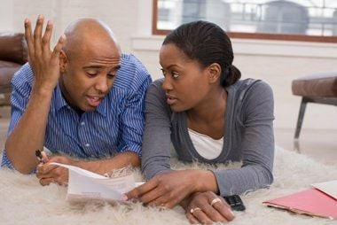 Wife Opposes Enforcement of Financial Agreement