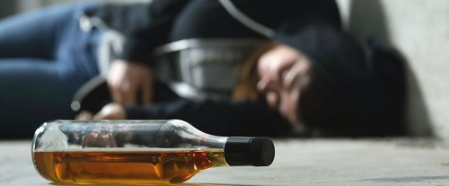 Drunkard Mother loses custody in interim proceedings.