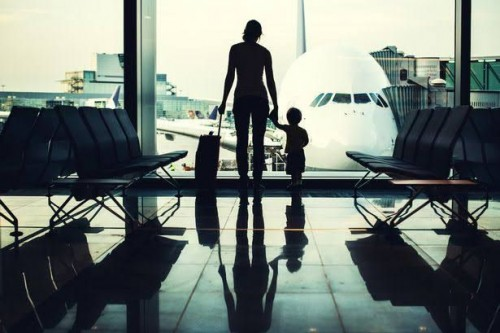 COURT ORDERS MOTHER CAN TRAVEL TO GERMANY WITH THREE-YEAR OLD.