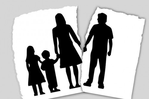 FATHER'S TIME WITH CHILDREN REDUCED TO REDUCE CONFLICT